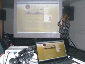 Presentaron la página web propia de la Fiesta Nacional del Sol