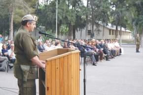 Con muchos reconocimientos y recuerdos se despidió el Mayor Ramón Venturini