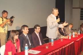El gobernador José Luis Gioja resalta el esfuerzo en la entrega de estas nuevas jubilaciones