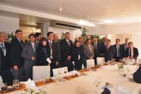 Almuerzo de Gobernadores
