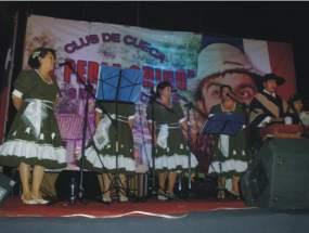 """Agrupación de danzas folclóricas """"Los Molinos"""""""