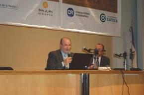 El diputado Julio Coll disertó sobre El Corredor Bioceánico y la Cultura