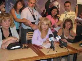 Con la presencia de la escribana Mayor de Gobierno, Nélida del Carmen Gómez y la subsecretaria de Cultura, Zulma Invernizzi, anunciaron la convocatoria de