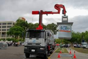 Nuevo equipamiento para el sistema de recolección de residuos