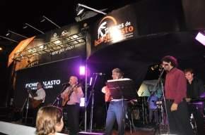 Show musical en la apertura con Los solistas de San Juan y Alquimia Cuyana