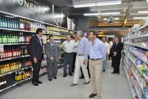 Recorren las instalaciones del nuevo eslabón de Átomo en San Juan