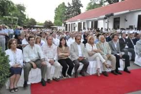 Asistieron legisladores nacionales y provinciales, intendentes, ministros y funcionarios de los tres poderes del Estado