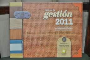 El libro que condensa lo actuado por el Ministerio de Desarrollo Humano y Promoción Social en el 2011