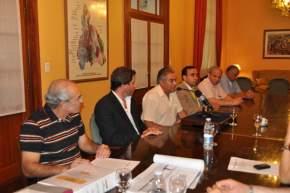 El intendente de Iglesia, Mauro Marinero agradeció y destacó la importancia de la ruta en función del desarrollo turístico y minero