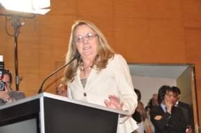 Hace uso de la palabra la ministra Alicia Kirchner