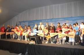 Inauguración del Congreso de los Niños en videoconferencia con la ministra Alicia Kirchner