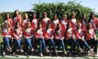 candidatas a reina nacional del sol 2014