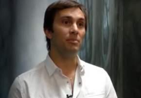 Odino Faccia, joven artista argentino, oriundo de Berisso, hijo de inmigrantes italianos, que cantó