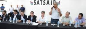 Ministro de Desarrollo Humano y Promoción Social, Walberto Allende