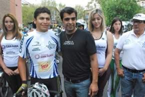 Primera etapa de la 34ª edición de la Vuelta a la Provincia de San Juan