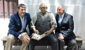 Bullrich y el vicegobernador Lima con