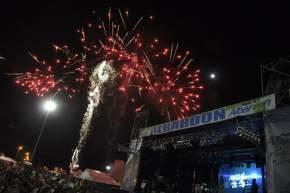 Fiesta del 150º aniversario de Albardón