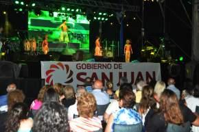Una multitud celebró el 150º aniversario de Albardón