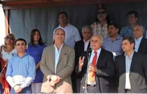 El vicegobernador Marcelo Lima, en ejercicio del P.Ejecutivo, entregó viviendas en Chimbas