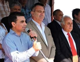 Habla el intendente Fabián Gramajo