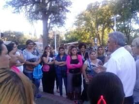 """50 Mujeres del programa """"Ellas Hacen"""" comenzarán con las tareas de limpieza del Parque de Mayo"""