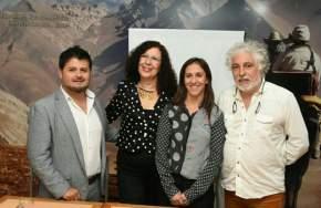 Firman acuerdo para integrar el proyecto denominado Puente Coral Latinoamericano
