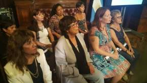 Las mujeres argentinas pertenecientes a diversas provincias que fueron distinguidas