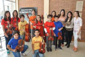 La Municipalidad de Rawson, a través de la Secretaría de Cultura y el Programa Orquesta Escuela Rawson, abre las inscripciones a partir de la semana próxima