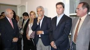 El ministro de Desarrollo Humano, Walberto Allende presenta el Programa de Rescate y Asistencia a personas damnificadas por el delito de Trata