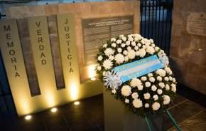 Monumento por el Día de la Memoria, Verdad y Justicia