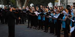 Coros de la Universidad Nacional de San Juan