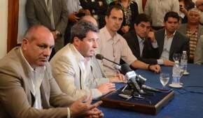 Uñac indicó que se incrementó la cantidad de cuadras para todos los municipios