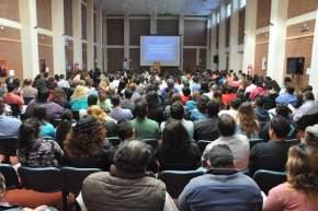 Gran número de asistentes al curso de Manipulación de Alimentos