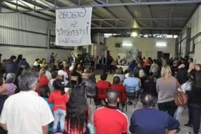 El intendente Juan Carlos Gioja inauguró refacciones en el barrio San Luis