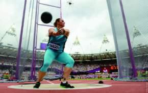 Atletismo y pentatlón, las apuestas argentinas en los juegos de Rio