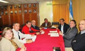 Vecinos del barrio Los Álamos se reunieron con autoridades municipales