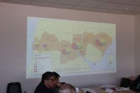 """El jefe de proyecto, Cristian Morales ofreció una disertación sobre """"Potencialidades económicas y de negocios del Corredor Bioceánico Central (CBC) Coquimbo – Porto Alegre"""""""