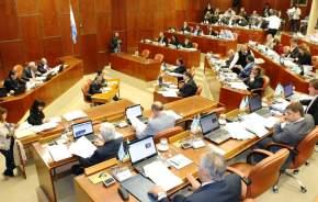 Presidió la sesión el titular nato del cuerpo, Marcelo Lima