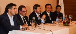 El gobernador Sergio Uñac presidió el acto de apertura del encuentro de COSSPRA