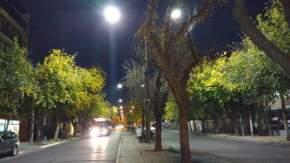 Reemplazo de luminarias de sodio por LED
