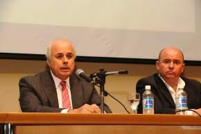 Dirige la palabra el vicegobernador Marcelo Lima