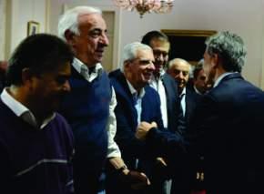 Macri y el Consejo Nacional del Empleo