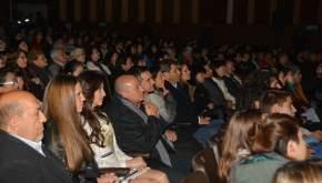 Distintas refacciones se llevaron a cabo en el Teatro Sermiento