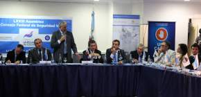 LXXIII Asamblea del Consejo Federal de Seguridad Vial, realizado en La Rioja