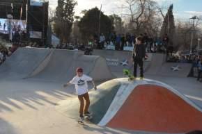 Pista de skate en Capital