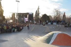 Pista de skate en Capital, se complementará con otras pistas