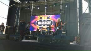 Show musical, con Massacre