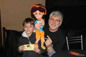 """Presentación del Festival Provincial de Teatro """"TITIRITEANDO"""""""