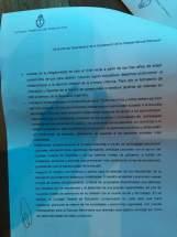 Declaración de Purmamarca, Jujuy, Febrero 2016 -2-