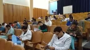 El Ministerio de Salud Pública financiará la formación de 230 médicos residentes en lo que es un proyecto conjunto con la Facultad de Filosofía, Humanidades y Artes de la UNSJ